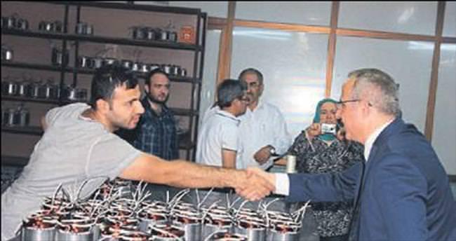 İzmir Avrasya'nın üretim üssü olacak