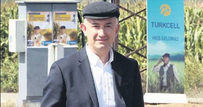 Turkcell çiftçiye 3 yılda 560 milyon TL kazandırdı