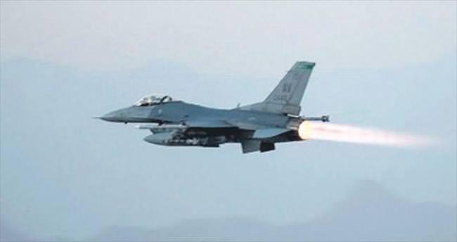 ABD jetlerine Rusya'dan engel