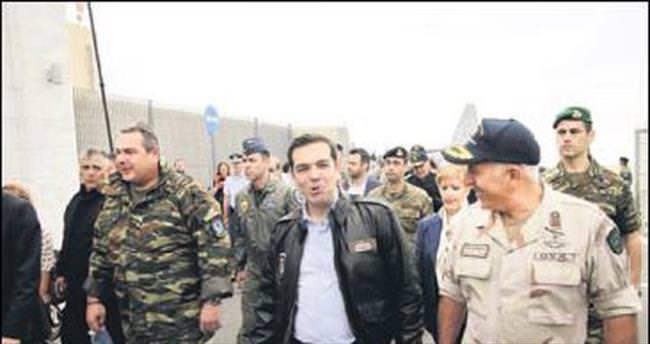 'Yunanistan savaş ortamında değil'