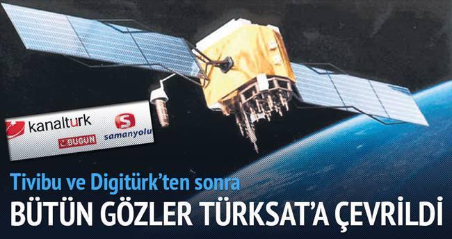 Gözler Türksat'a çevrildi