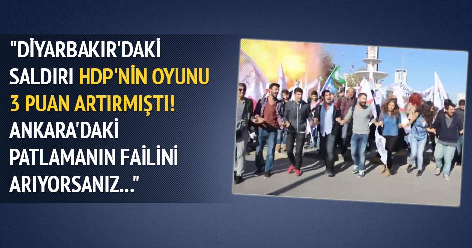 Ankara'daki patlamanın faillerini arıyorsanız...