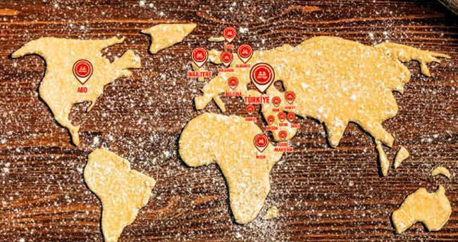 Simit Sarayı 14 ülkeye ulaştı