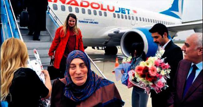 Yenişehir Havaalanı'nda rekor