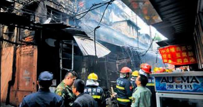Çin'de restoranda patlama: 17 ölü
