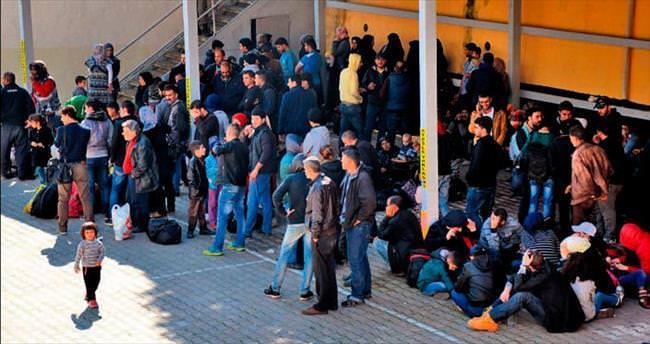 İki günde bin 629 kaçak yakalandı