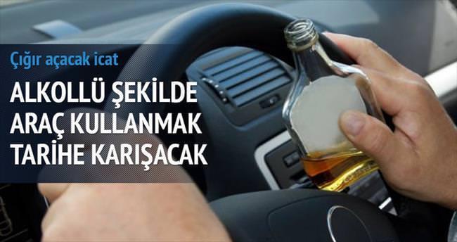 Alkollü araç kullanımını bitirecek icat
