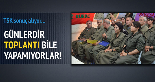 PKK'da öz yönetim pişmanlığı!