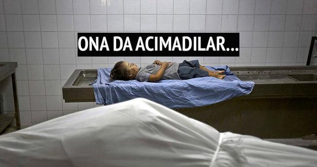 İsrail 3 yaşındaki kızı vurdu!
