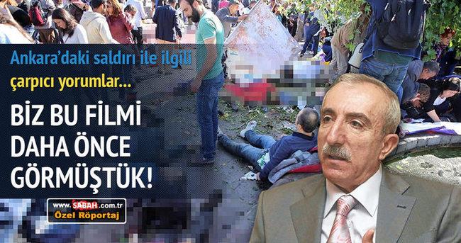 Orhan Miroğlu'ndan patlama yorumu!