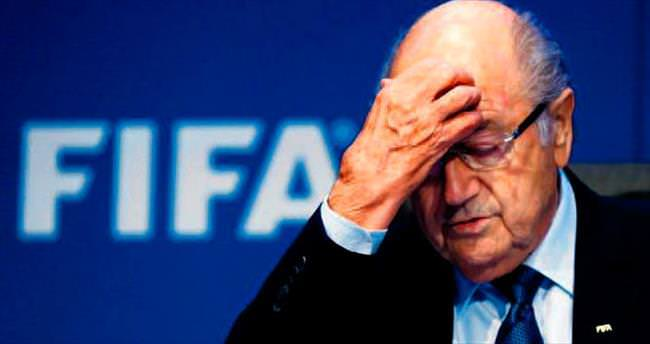 Blatter asla dönemez