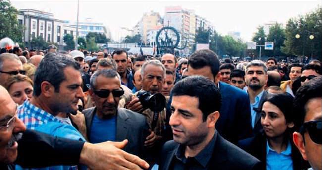 Ankara'da veda töreni