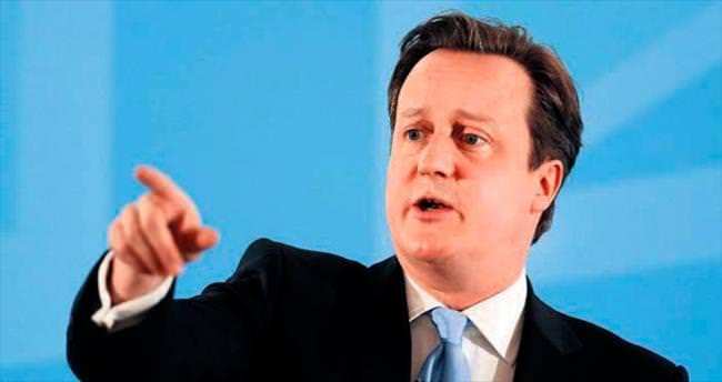 Cameron'dan AB'ye dört ultimatom