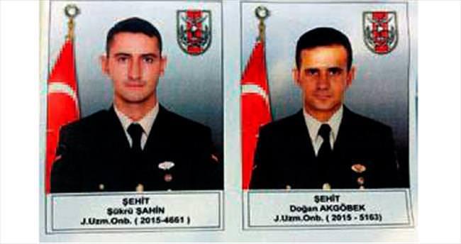 Erzurum'da 2 asker, Diyarbakır'da 1 polis şehit