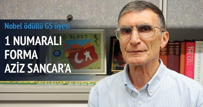 Nobel ödüllü GS üyesi