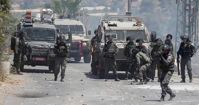 İsrail askerleri 13 yaşındaki Filistinli bir çocuğu öldürdü