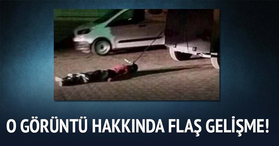 Şırnak'taki o görüntü hakkında flaş gelişme!