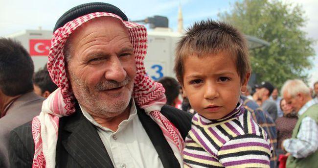 65 yaşında baba olunca Türkiye'ye sığındı!