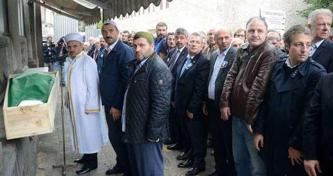 Ankara'da yaşamını yitiren Gökmen Dalmaç defnedildi!