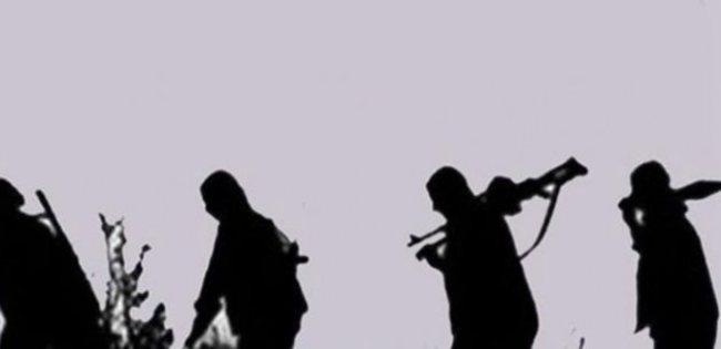 Şırnak'ta 8 PKK'lı teslim oldu