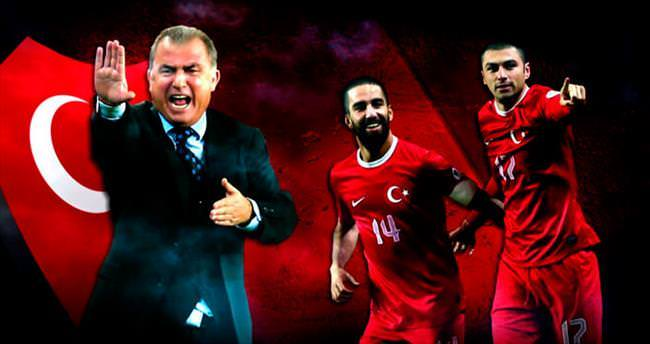 Türkiye-İzlanda maçına dev kadro