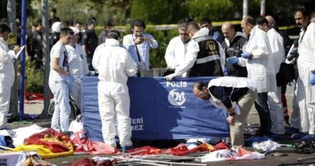 Ankara'daki terör saldırısı için 30 savcı görevlendirildi