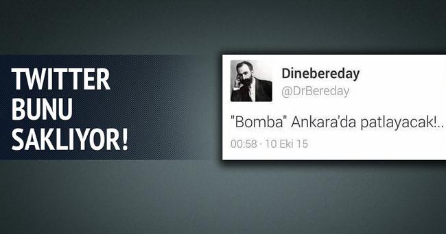Türkiye 3 IP adresini Twitter'dan istedi