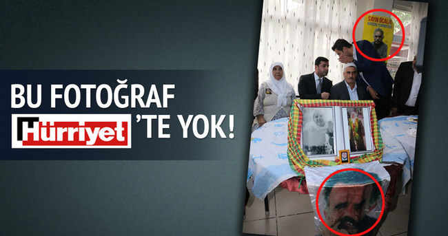 Hürriyet Demirtaş'ı böyle korudu!