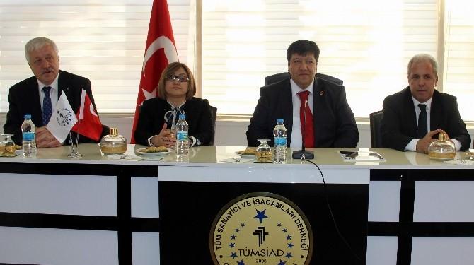 AK Parti Gaziantep Milletvekili Adaylarının Seçim Çalışmaları