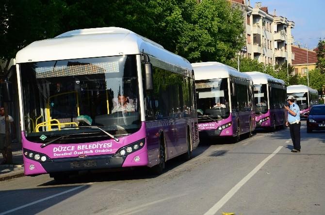 34 Otobüs 10 Yıl Süre İle İhaleye Çıkıyor