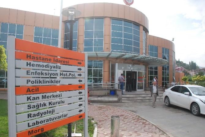 Tokat Devlet Hastanesi'nde Sistem Arızası