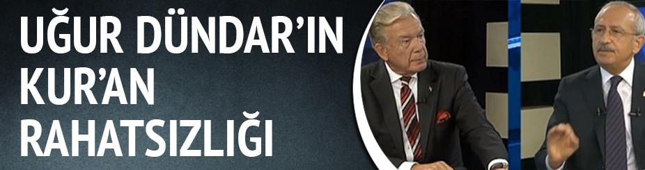 AK Parti'nin Kur'an okutması rahatsız etti