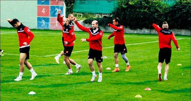 Gençlerbirliği'nde Galatasaray hazırlığı