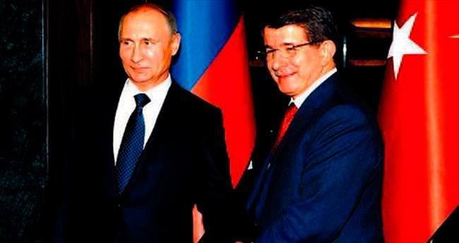 Putin: Türkiye bizim öncelikli ortağımız