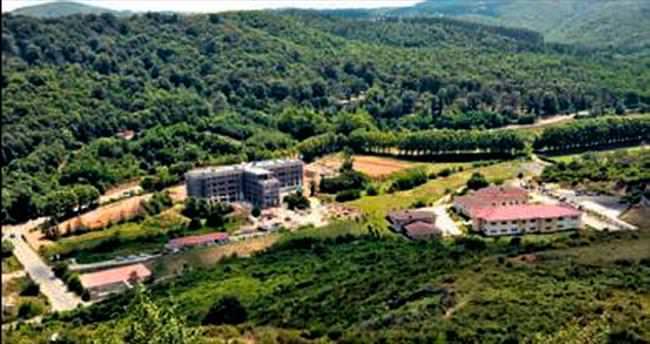 TAÜ'nün kampusu 2017'de açılıyor