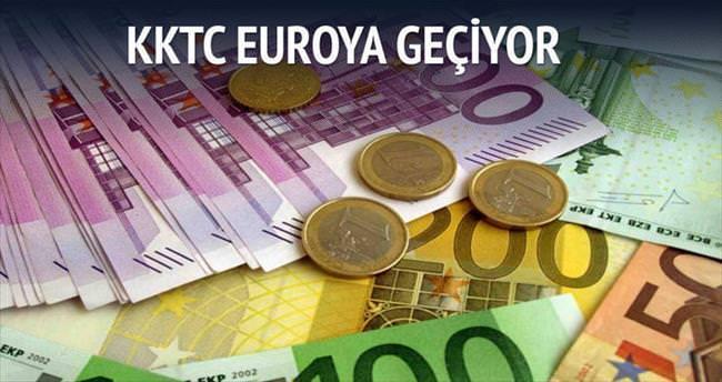 KKTC liradan çıkıp euroya geçiyor