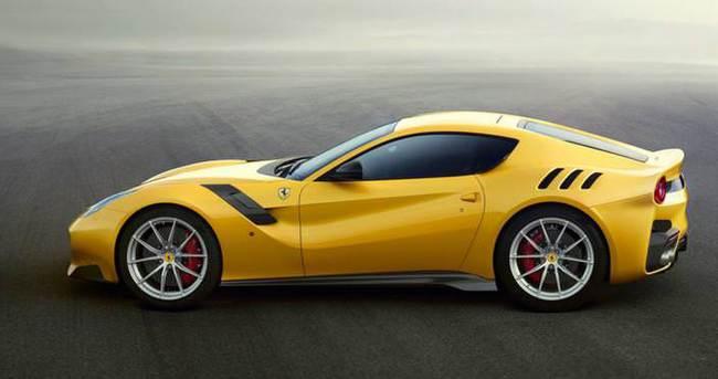 Bu Ferrari'den sadece 799 adet üretilecek