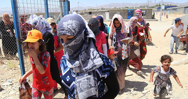 PYD, 107 yerleşimden Arap ve Türkmenleri sürgün etti