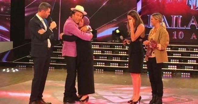 Türk oyuncu Arjantinlileri ağlattı
