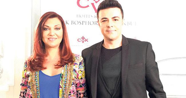 Yunanistan'ın divası Burak Kut ile düet yaptı