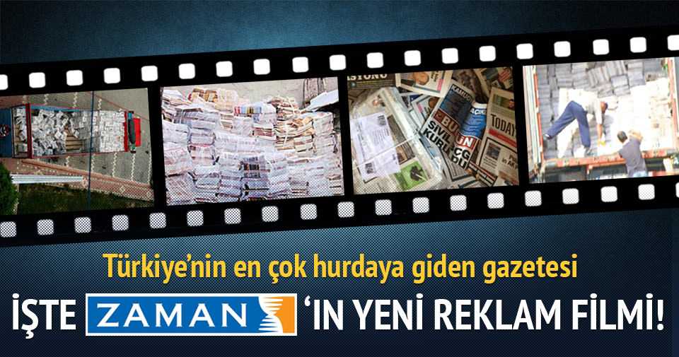 Türkiye'nin en çok hurdaya giden gazetesi