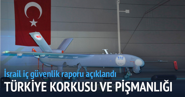 İsrail'in büyük Türkiye pişmanlığı ve korkusu!