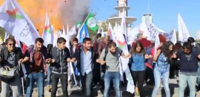 Ankara'daki saldırıda ölü sayısı 99'a yükseldi