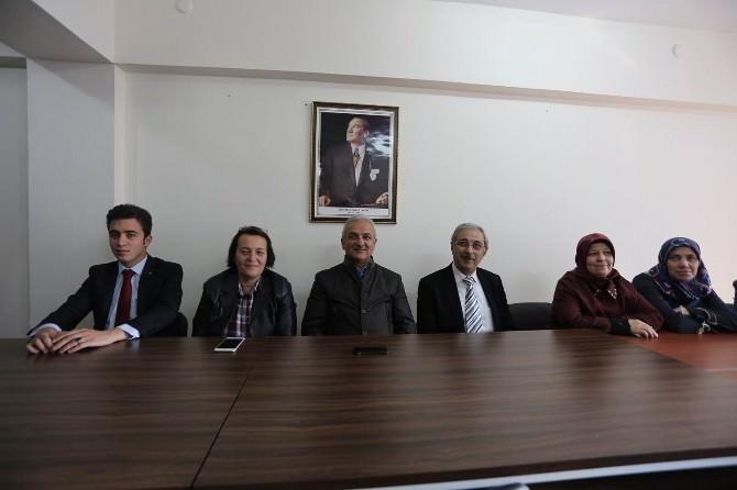 Erzincan Kadın Meclisi Ve Erkad İşbirliği İçinde Çalışacak