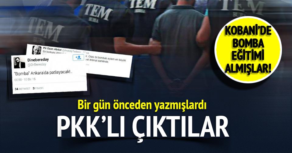 Ankara'daki terör saldırısında 2 gözaltı