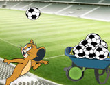 Tom ve Jerry Top Sektirme