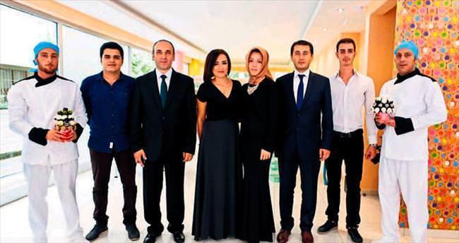 Antalya'da en tatlı açılış