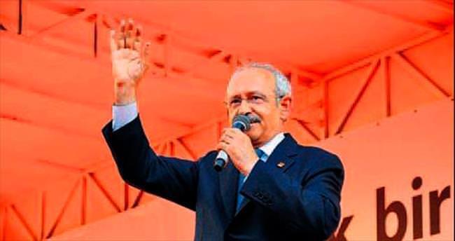 Kılıçdaroğlu 30 Ekim'de İzmir'de