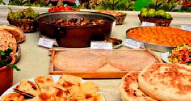 ANFA'da lezzetler yarıştı