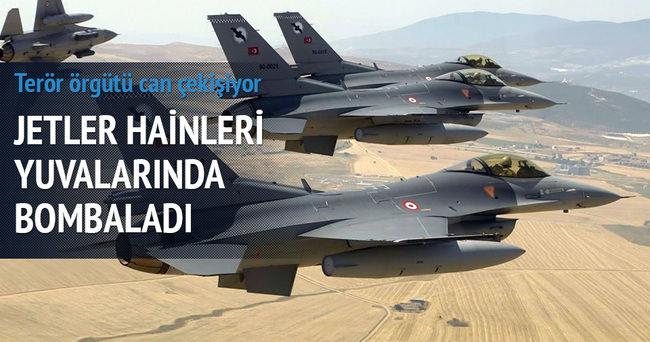 54 PKK'lı öldürüldü